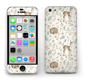 Lovely nature   Skin IPhone 5c