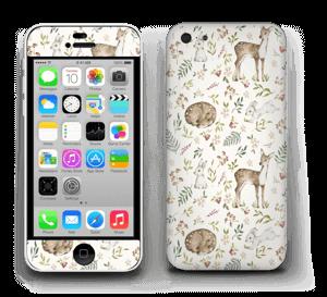 Natur & djur i ett   Skin IPhone 5c