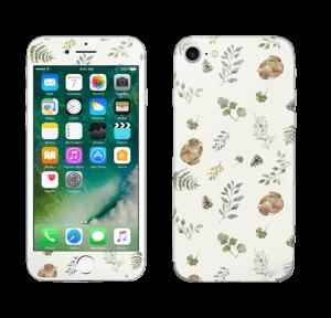 Woodland   Skin IPhone 7