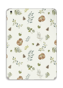 Mønster inspirert av skogen Skin IPad Air