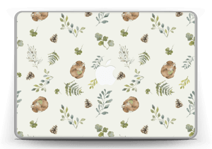 Pattern inspired by woodland   Skin MacBook Pro 13