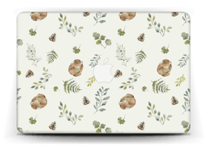 Pattern inspired by woodland   Skin MacBook Air 13""