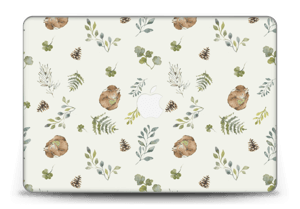 "Pattern inspired by woodland   Skin MacBook Pro Retina 15"" 2015"