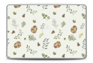 "Pattern inspired by woodland   Skin MacBook Pro 15"" -2015"