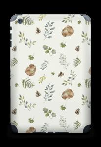 Pattern inspired by woodland   Skin IPad mini 2 back