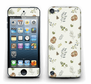 Woodland   Skin IPod Touch 5th Gen