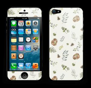 Bos   Skin IPhone 5