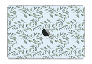 "Pattern with leaf   Skin MacBook Pro 13"" 2016-"