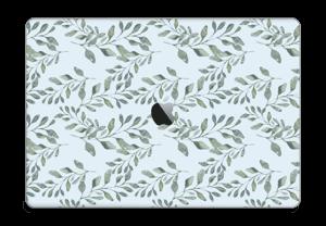 """Feuilles   Skin MacBook Pro 15"""" 2016-"""