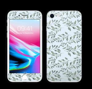 Feuilles   Skin IPhone 8