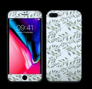 Feuilles   Skin IPhone 8 Plus