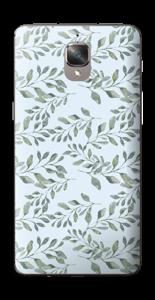 Lehtiä   tarrakuori OnePlus 3