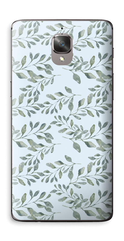 Ramas Delicadas Vinilo  OnePlus 3