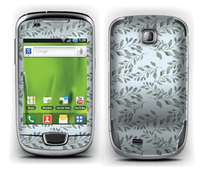 Leafs   Skin Galaxy Mini