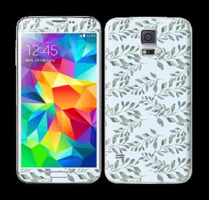 Feuilles   Skin Galaxy S5