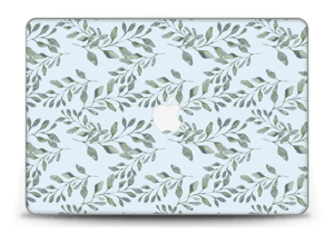 "Pattern with leaf   Skin MacBook Pro Retina 15"" 2015"