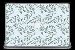 "Pattern with leaf   Skin MacBook Pro 15"" -2015"