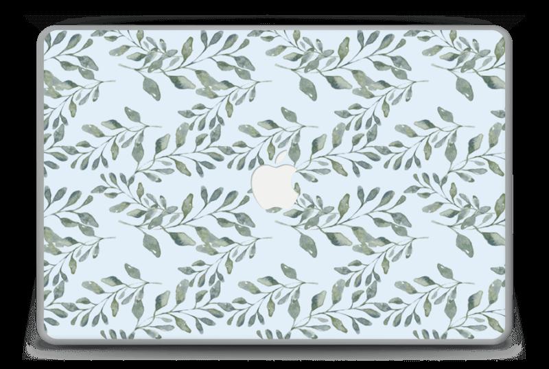 """Ramas Delicadas Vinilo  MacBook Pro 15"""" -2015"""
