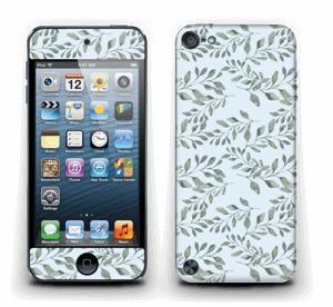 Blattmuster   Skin IPod Touch 5th Gen