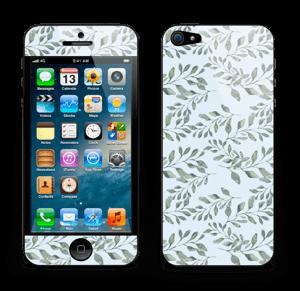Feuilles   Skin IPhone 5