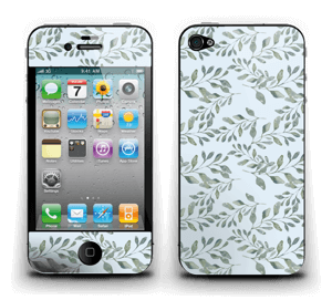 Feuilles   Skin IPhone 4/4s