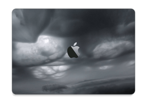 """Wolken über Schweden Skin MacBook Pro 13"""" 2016-"""