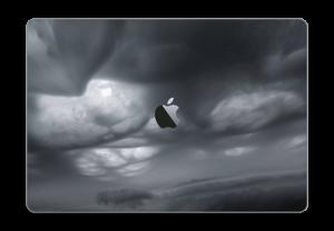 Wolken über Schweden Skin MacBook Pro Touch Bar 15