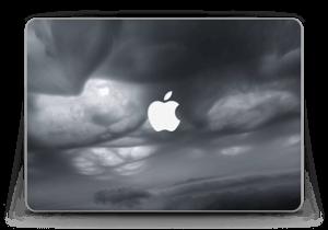 """Wolken über Schweden Skin MacBook Pro Retina 13"""" 2015"""