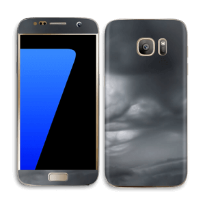 Nuages Noirs Skin Galaxy S7