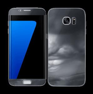 Wolken über Schweden Skin Galaxy S7 Edge
