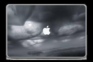 "Nuages Noirs Skin MacBook Pro 17"" -2015"