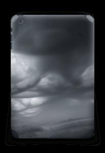 Dark Clouds Skin IPad mini 2 back