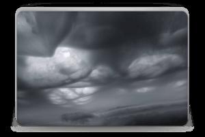 Dark Clouds Skin Laptop 15.6