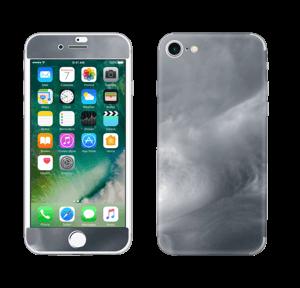 Dunkle Wolken über Schweden Skin IPhone 7