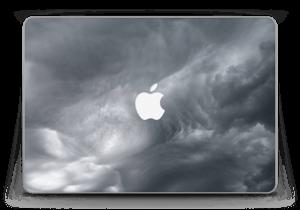 """Dunkle Wolken über Schweden Skin MacBook Pro Retina 13"""" 2015"""