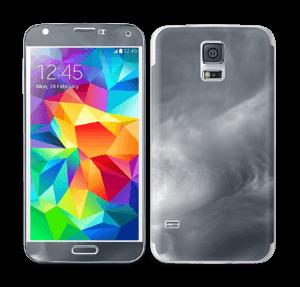 Stormy Sky Skin Galaxy S5