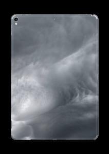 Dunkle Wolken über Schweden Skin IPad Pro 10.5
