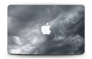 Stormy Sky Skin MacBook Air 11""