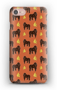Monkey + Banana hoesje IPhone 7
