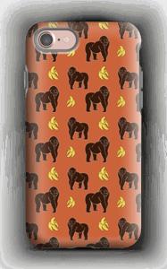 Monkey + Banana Coque  IPhone 7 tough