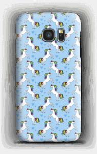 Rainbow Unicorn Coque  Galaxy S7