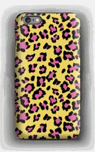 Ett leopard mobilskal