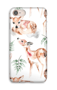Oh Deer! cover IPhone 8