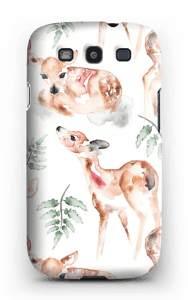 OH DEER case Galaxy S3