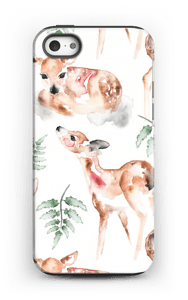 OH DEER case IPhone 5/5s tough