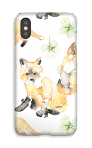 For fox sake deksel IPhone X
