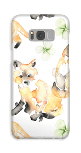 FOR FOX SAKE cover Galaxy S8 Plus