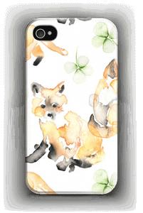 FOR FOX SAKE skal IPhone 4/4s