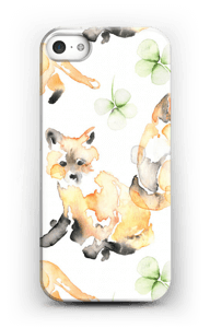 FOR FOX SAKE kuoret IPhone 5/5S
