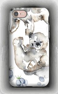 Karhun halaus kuoret IPhone 7 tough